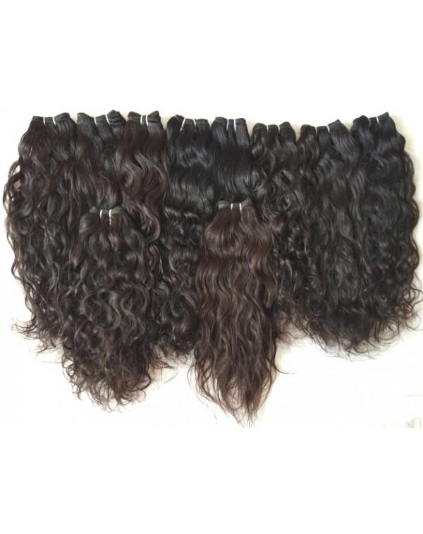 Brazilian Wavy Human Hair Extensions