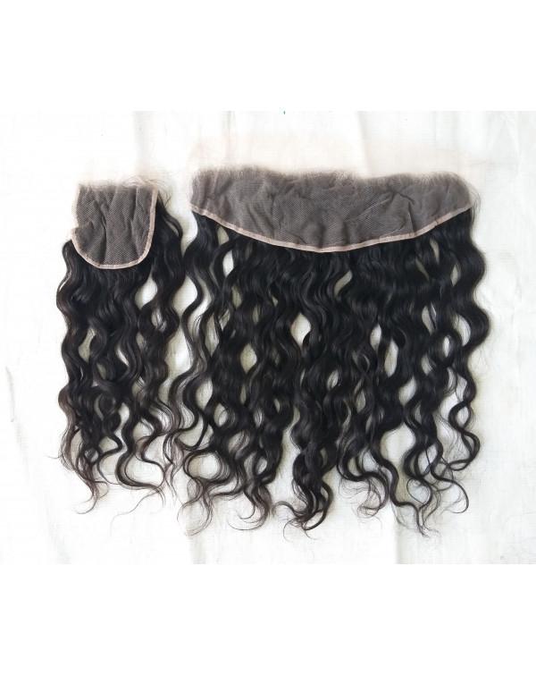 Natural Wavy Frontal Hair Extensions