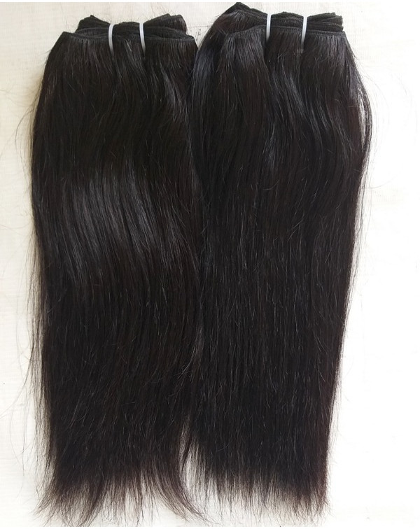 Natural Straight Human Hair Extensions