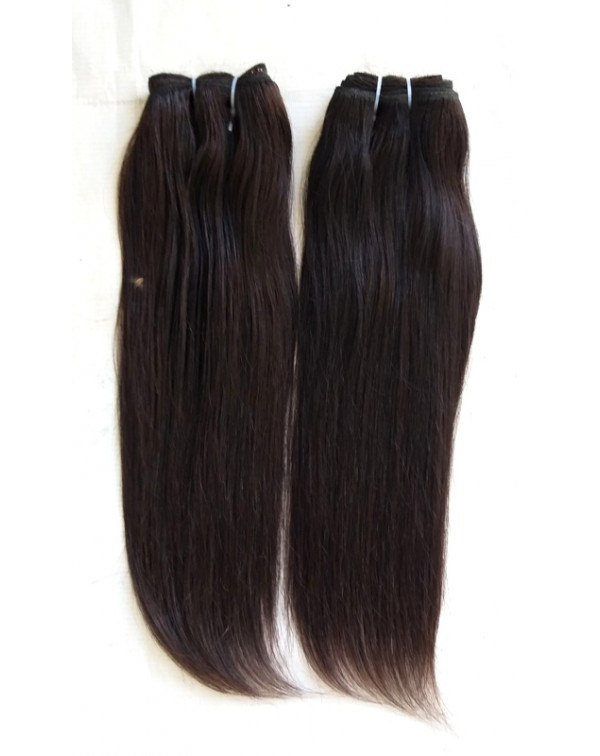Unprocessed Virgin Straight Hair Extensions