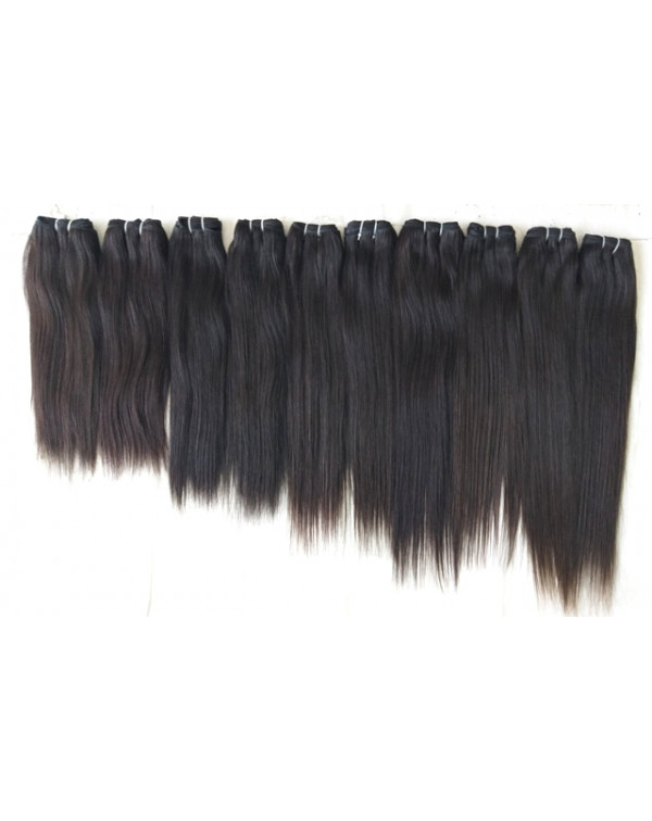 Peruvian Natural Straight Hair Extensions
