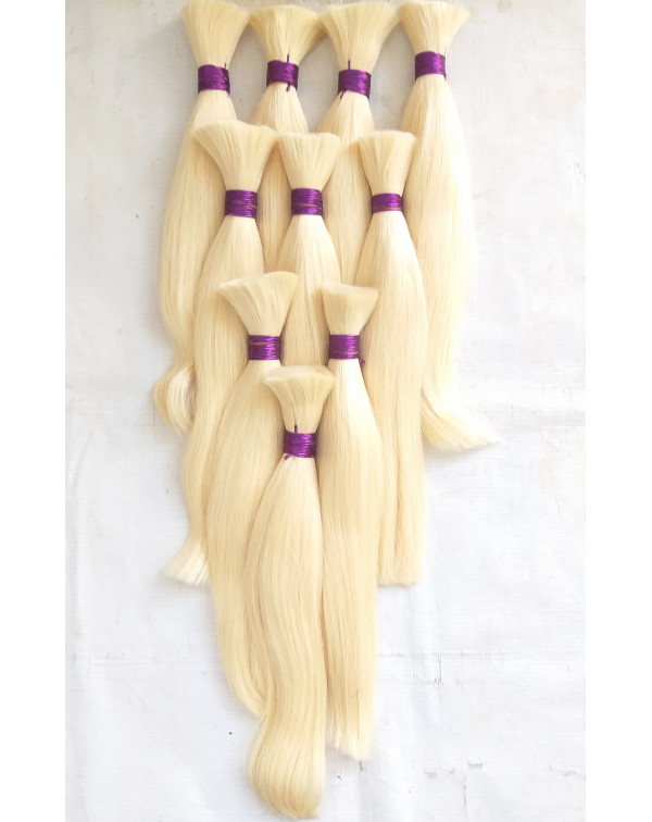Blonde Straight Hair Extensions
