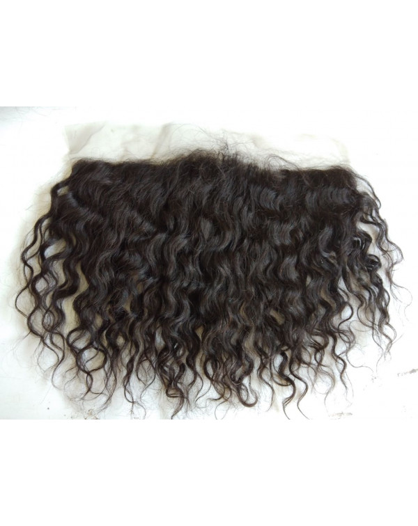 Raw Indian Curly Hair Frontal