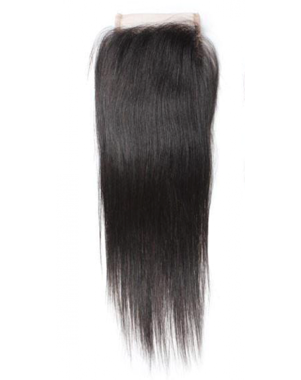 Virgin Straight Closure 4*4
