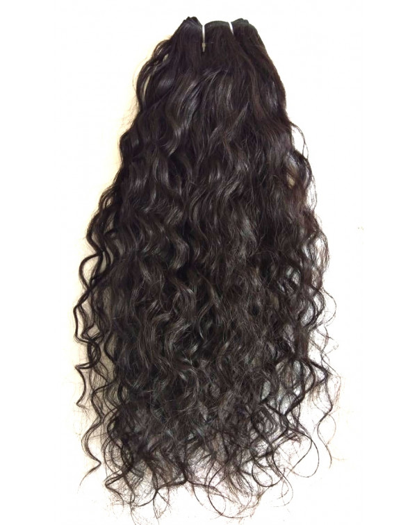 Unprocessed Curly Hair Extension