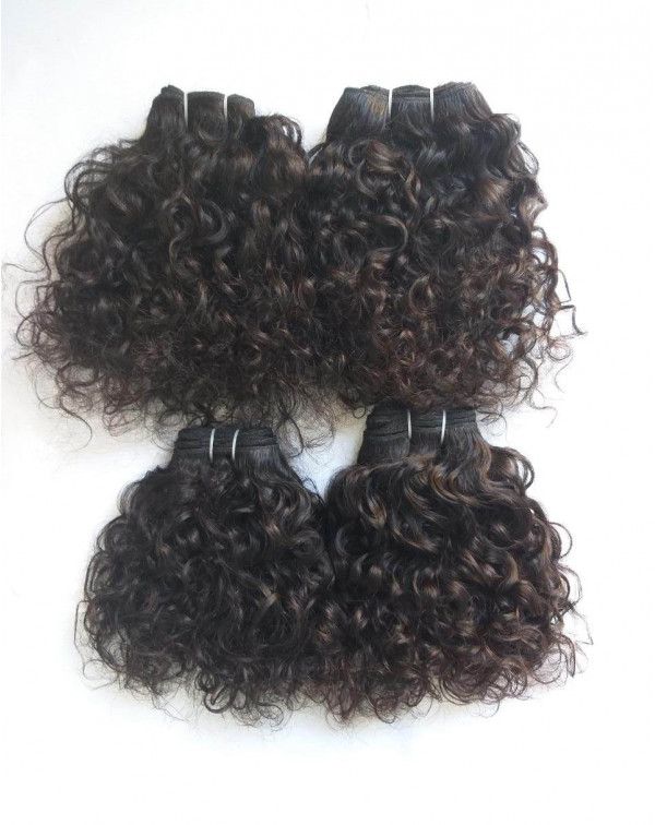 Deep Curly Hair Weaves, Top Quality No s...