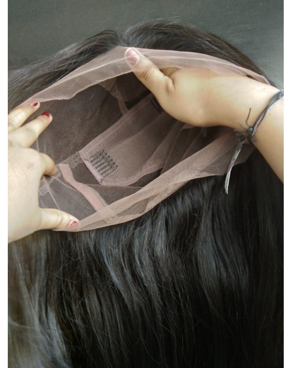 Raw Natural Straight top quality Front L...