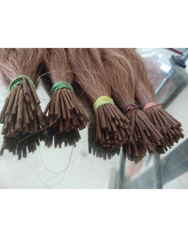 Peruvian I Tip Human Hair