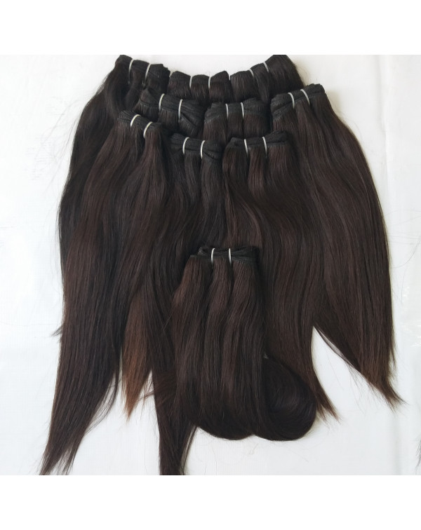 Raw Natural Straight Human Hair