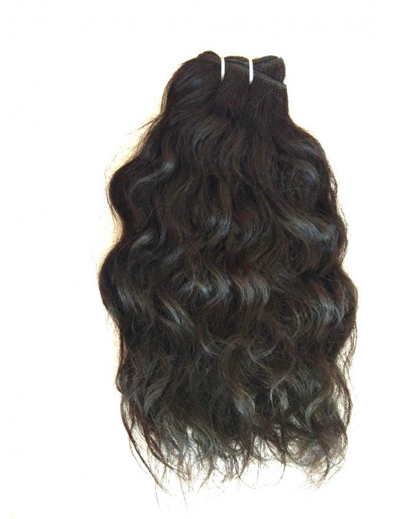 Wavy Virgin Human Hair