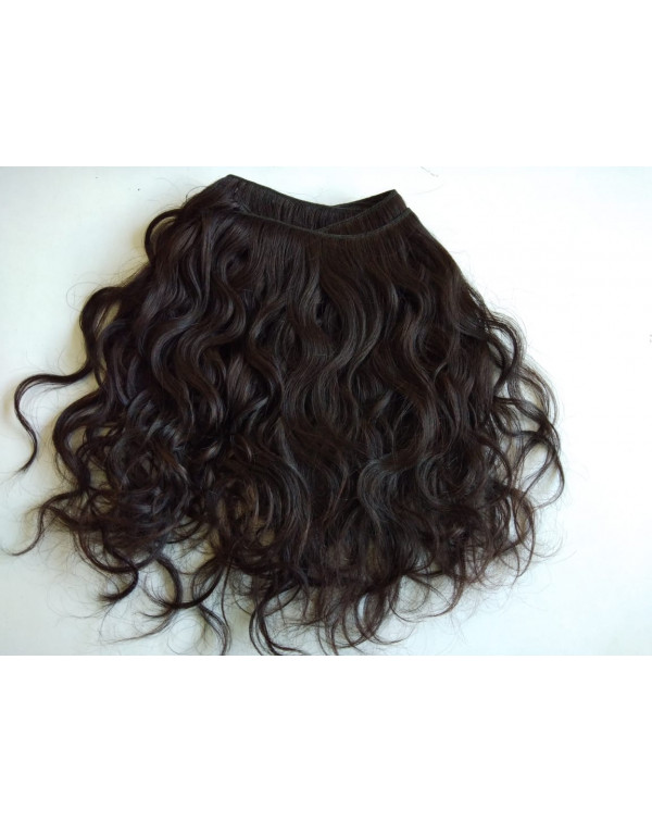 Virgin Wavy Human Hair